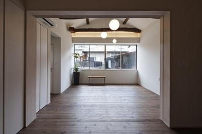Hazukashi house (リビング・ダイニング1)