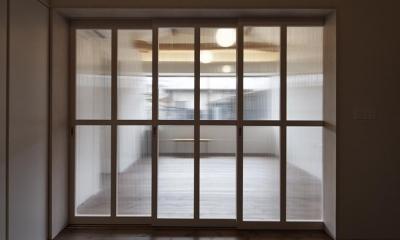 Hazukashi house (リビング・ダイニング2)