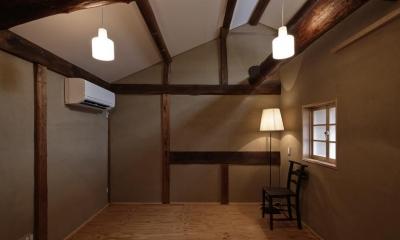 Hazukashi house (寝室1)