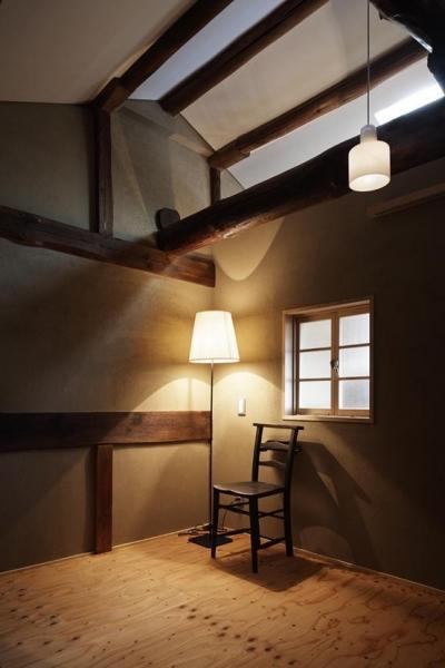 寝室2 (Hazukashi house)