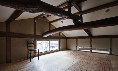 Hazukashi house (ロフト)