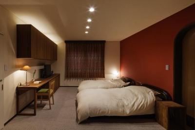 寝室1 (Yamashina house)