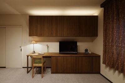 寝室4 (Yamashina house)