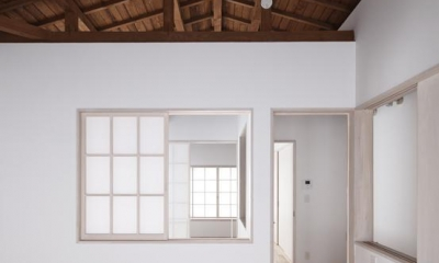 Ginkakuji house (寝室1)