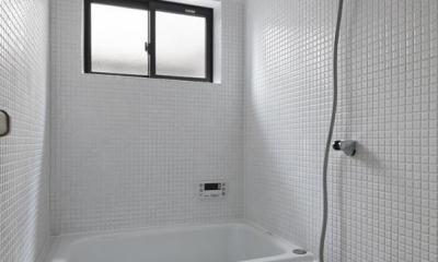 Ginkakuji house (浴室)