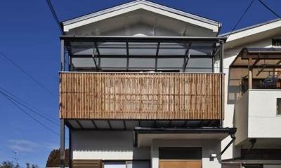 Ginkakuji house