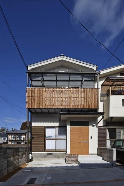 Ginkakuji house (外観)