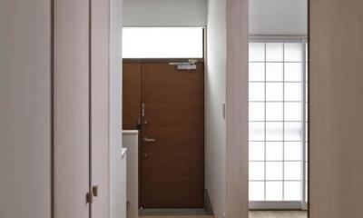 Ginkakuji house (玄関・ホール1)