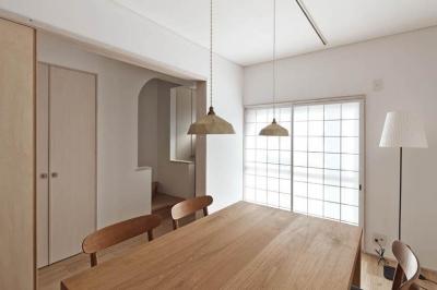 Ginkakuji house (リビング2)