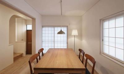Ginkakuji house (リビング3)