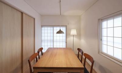 Ginkakuji house (リビング4)