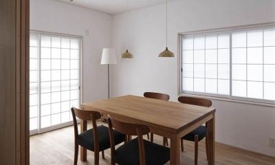 Ginkakuji house (リビング5)