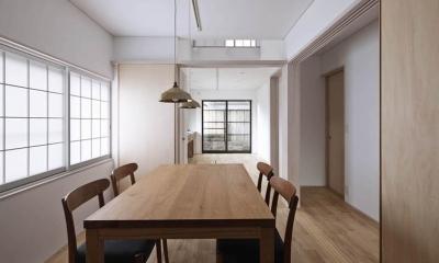 Ginkakuji house (リビング6)