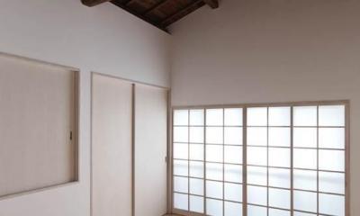 Ginkakuji house (寝室2)