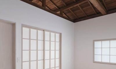 Ginkakuji house (寝室3)