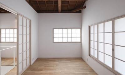 Ginkakuji house (寝室4)