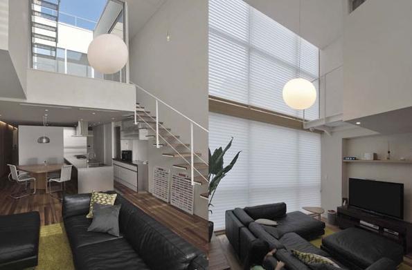 建築家:片岡英和建築研究室「九条の家」
