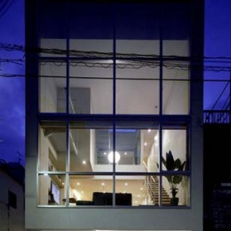 九条の家 (外観)