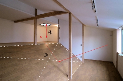 子ども部屋 (横浜の二世帯住宅)