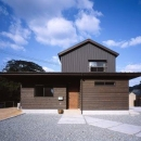 飯塚建築工房の住宅事例「長門の家  House In Nagato」