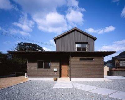 長門の家  House In Nagato (外観)