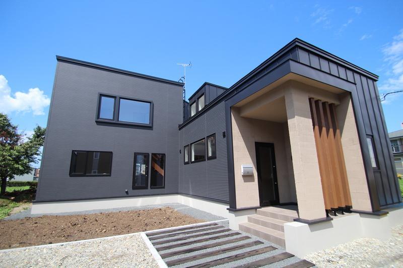 Nさんの家の部屋 外観(撮影:hiroyuki ohtani)