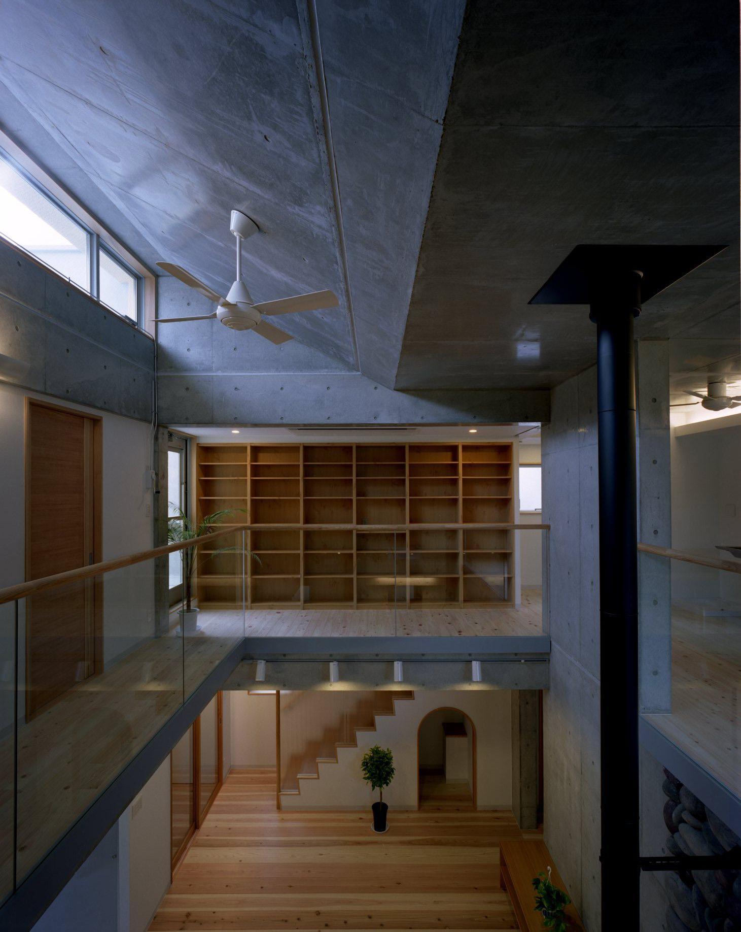 建築家:有限会社パワーハウス「東京都世田谷区 M邸」