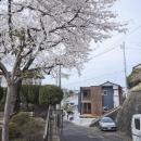 二瓶渉の住宅事例「桜テラスの家」