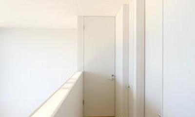 2階廊下 open / close