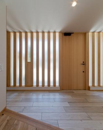 建築家:鳥山敦生「平屋のコートハウス」