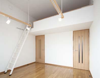 ワークスペースのある二世帯住宅の部屋 キッズスペース
