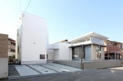 神戸市西区の家 (外観)