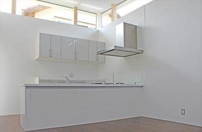神戸市西区の家 (キッチン)