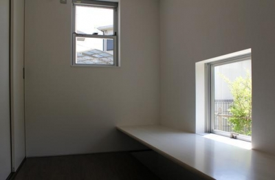神戸市西区の家 (子供部屋)