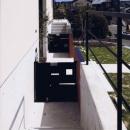 玄関アプローチ(撮影:JIKUart)