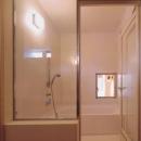 HOUSE O+Uの写真 浴室(撮影:JIKUart)