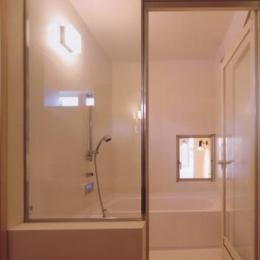 浴室(撮影:JIKUart)