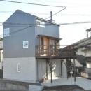 SANO-SANOリビングカンパニーの住宅事例「煙突を持つ五角形の家」