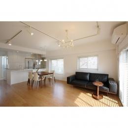 リノベーション・リフォーム会社 アレックスの住宅事例「クラシックなバランスの取れた住空間」