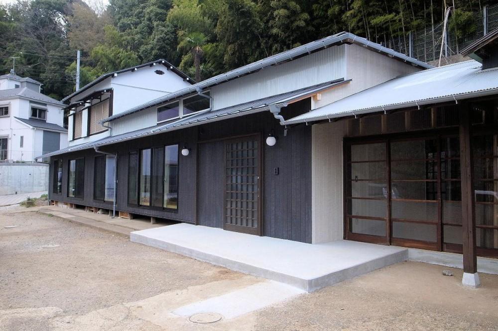 築100年の古民家再生 (外観1)