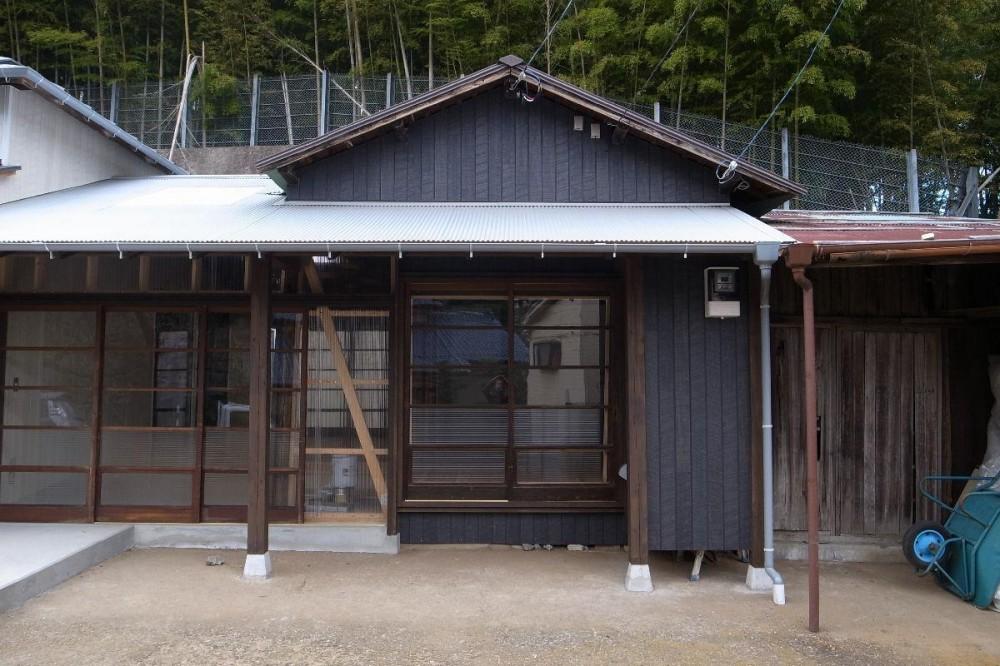 築100年の古民家再生 (外観2)