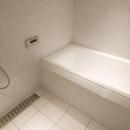 シンプルバスルーム