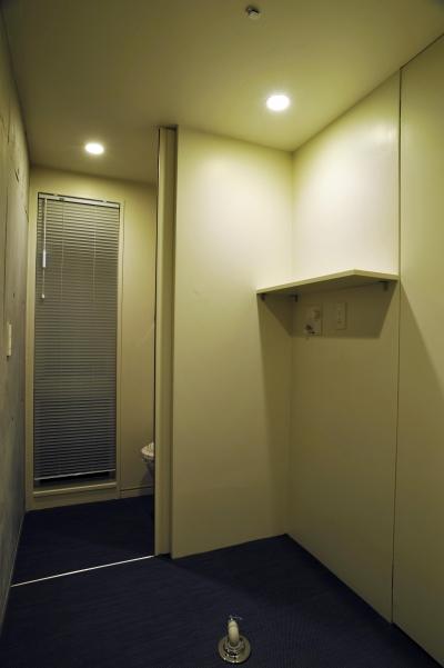 タイプB トイレ (corte)