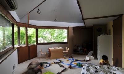 子供部屋|美しが丘の家改修