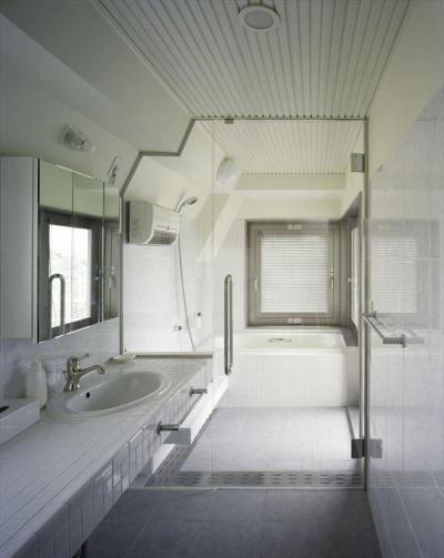 HOUSE+5 (浴室)