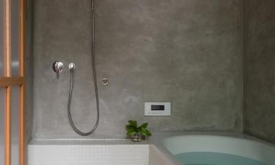 奈坪の家 (浴室)