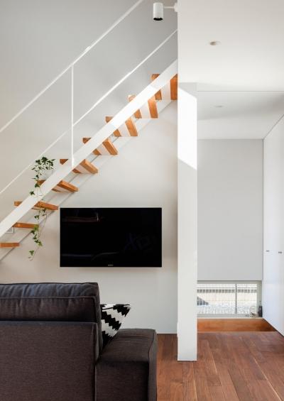 太田の家 (階段)