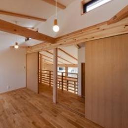 植田の家 VI (2階子供部屋(撮影:車田写真事務所))