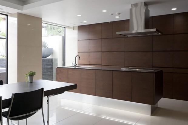 CUCINA キッチン 実例の部屋 シンプルですっきりしたデザインのキッチン