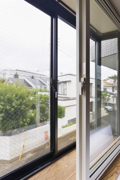 内窓 (U邸・全面リフォーム!家族が快適に暮せる住まい)